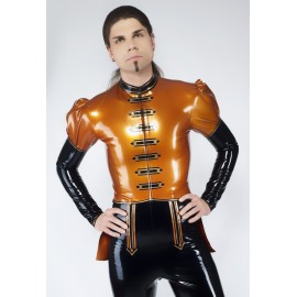 Baron Latex Tail Coat