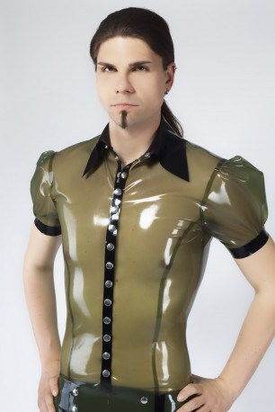 Robert Latex Shirt