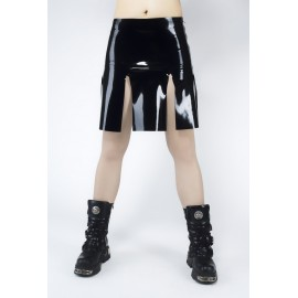Gladiator Latex Skirt