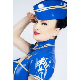 On Duty Latex Cap