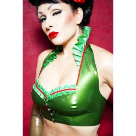 Miss Maple Latex Oberteil