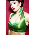 Miss Maple Latex Top