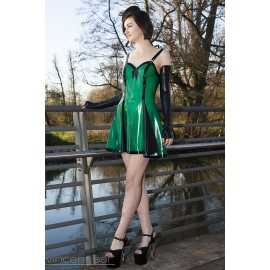 Barbarella Latex Dress