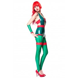 Arielle latex Catsuit