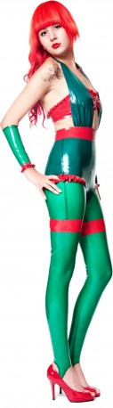 Arielle Latex Catsuit Anzug