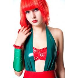 Arielle Latex Armstulpen