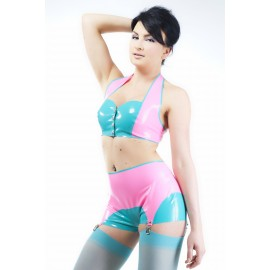 Pin-Up Candy Latex Top