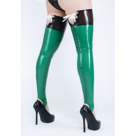 Lola Latex Stockings
