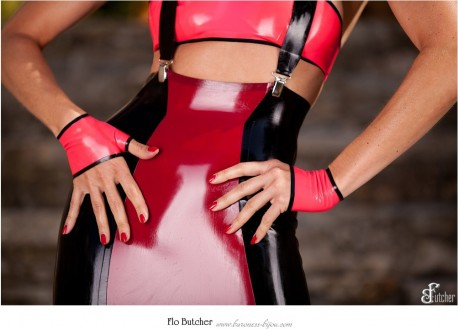 Bijou Latex Handstulpen