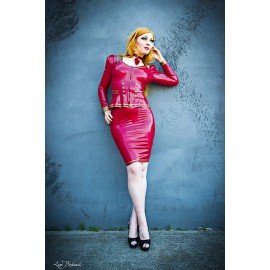 SavageAir Latex Jacke