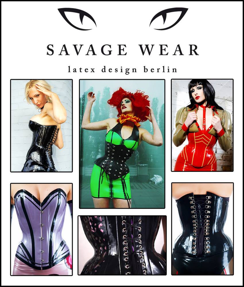 Savage Wear Korsetts
