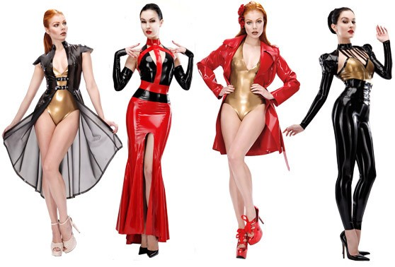 Latex Gallery